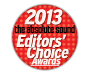 The Absolute Sound Editor's Choice Awards 2013